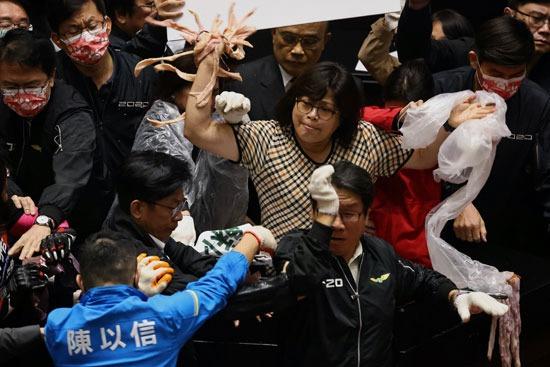 البرلمان التایوانى (2)