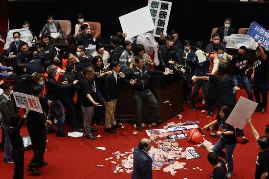 البرلمان التایوانى (4)