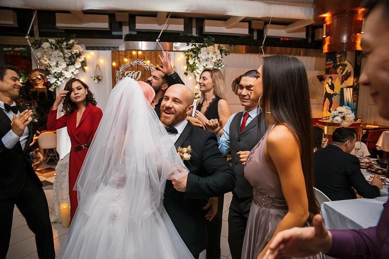 زفاف اللاعب و الدمية (3)