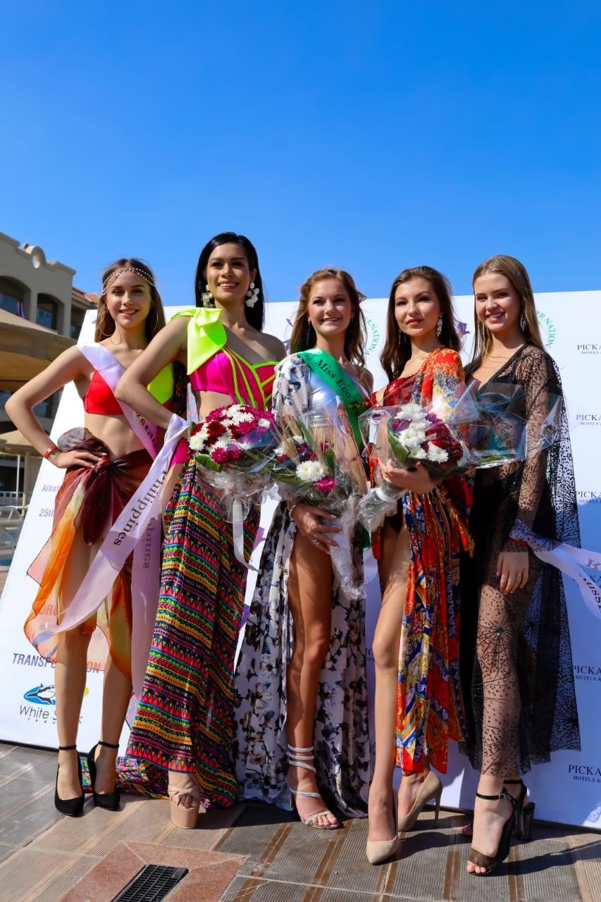 فعاليات مسابقة ملكة جمال العالم (7)