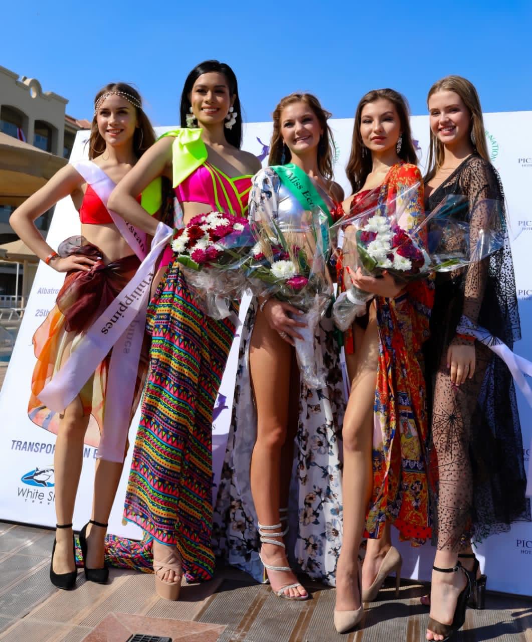فعاليات مسابقة ملكة جمال العالم (3)