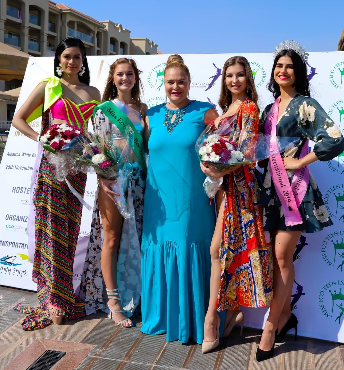 فعاليات مسابقة ملكة جمال العالم (2)