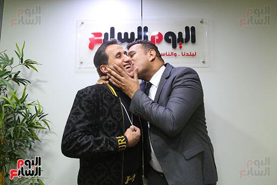 محمود الليثى وأحمد شيبه (1)