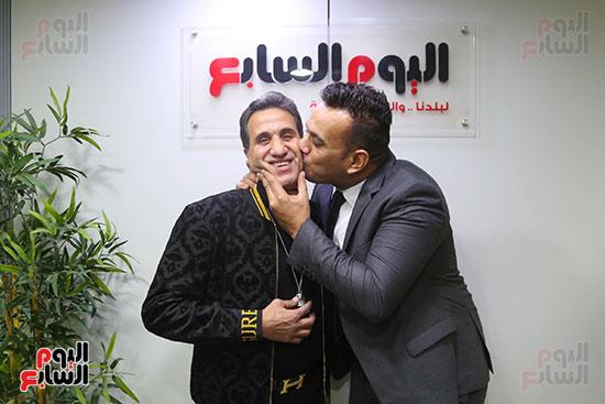 محمود الليثى وأحمد شيبه (2)