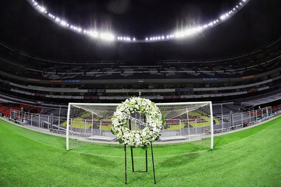 الملعب يودع صاحبه مارادونا