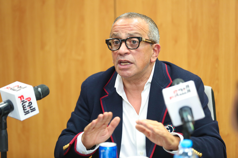 عمرو الجناينى   ليس لنا اجندات خاصة وهدفنا الصاللح العام
