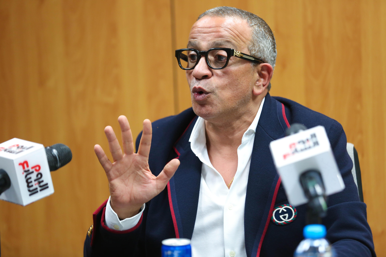 عمر الجناينى يوضح علاقة اتحاد الكرة بمحمد صلاح
