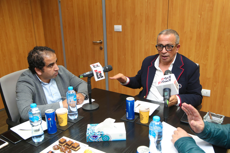 عمر الجناينى يكشف أزمة فضل وكهربا