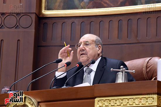 الجلسة العامة لمجلس الشيوخ (21)
