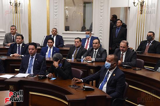 الجلسة العامة لمجلس الشيوخ (5)