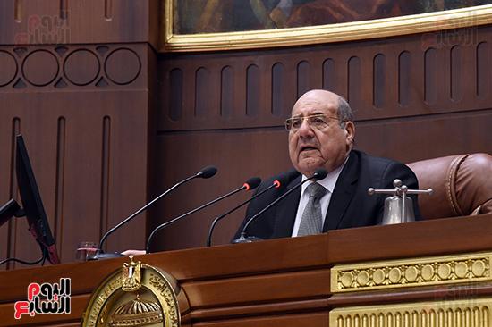 الجلسة العامة لمجلس الشيوخ (2)