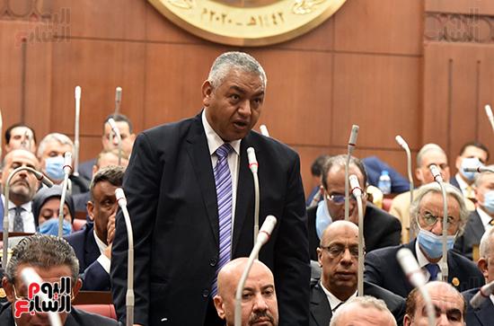 الجلسة العامة لمجلس الشيوخ (13)
