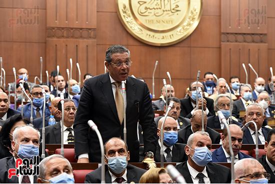 الجلسة العامة لمجلس الشيوخ (17)