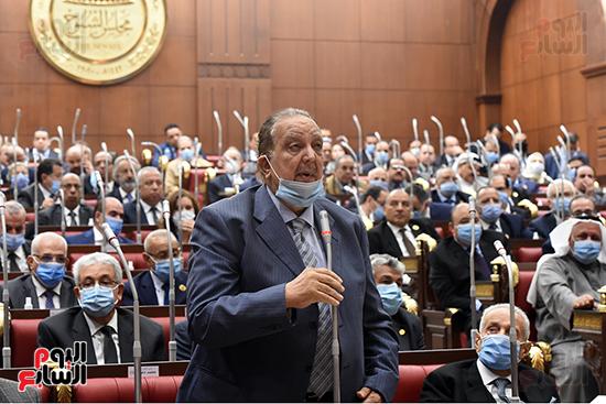 الجلسة العامة لمجلس الشيوخ (19)