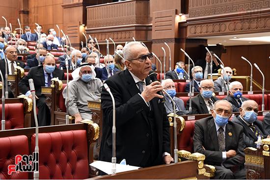 الجلسة العامة لمجلس الشيوخ (22)