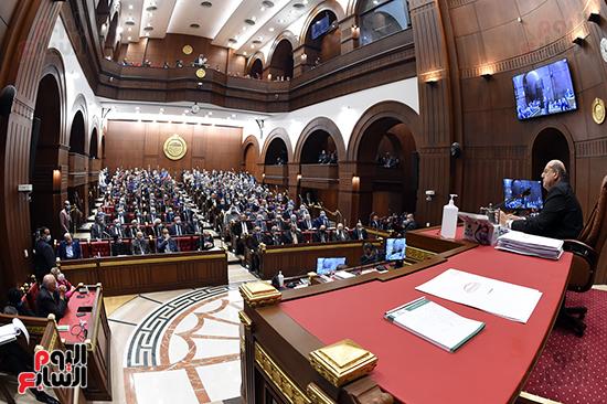 الجلسة العامة لمجلس الشيوخ (14)