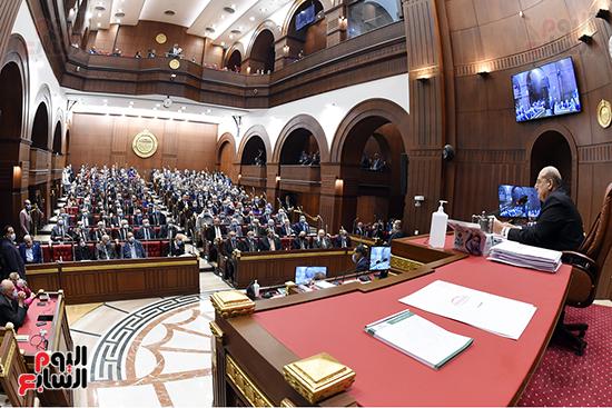 الجلسة العامة لمجلس الشيوخ (15)