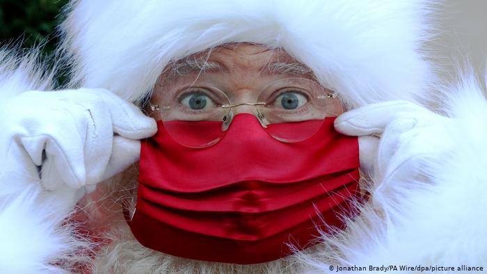 اوروبا وعيد الميلاد