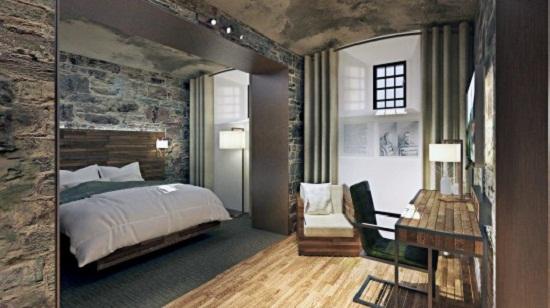 غرفة نوم أخرى