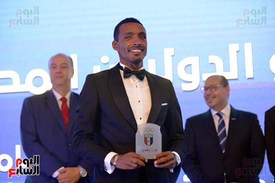 توزيع الجوائز للمنتدى الاول للاعبين الدولين والمصرين  (10)