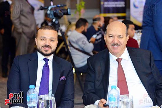 توزيع الجوائز للمنتدى الاول للاعبين الدولين والمصرين  (23)