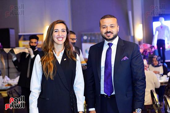 توزيع الجوائز للمنتدى الاول للاعبين الدولين والمصرين  (13)