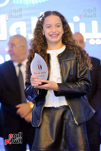 توزيع الجوائز للمنتدى الاول للاعبين الدولين والمصرين  (18)