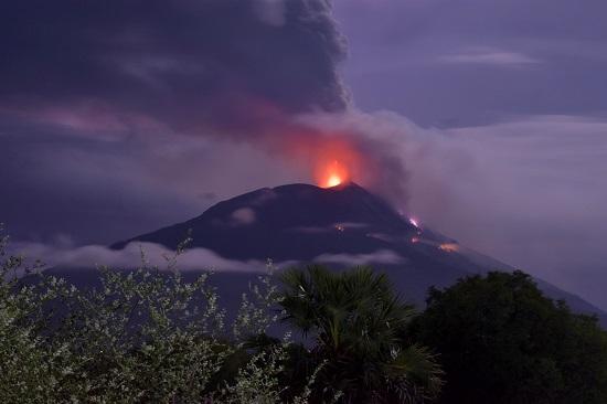 ثورة بركان ليوتولو