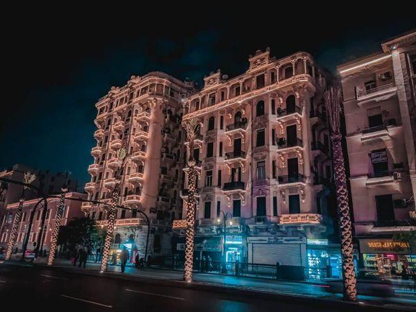 مباني ميدان التحرير