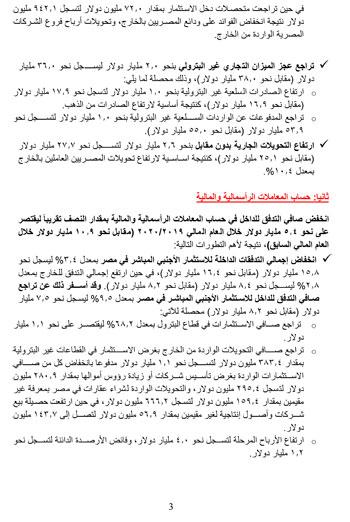 بيان البنك المركزى المصري (3)