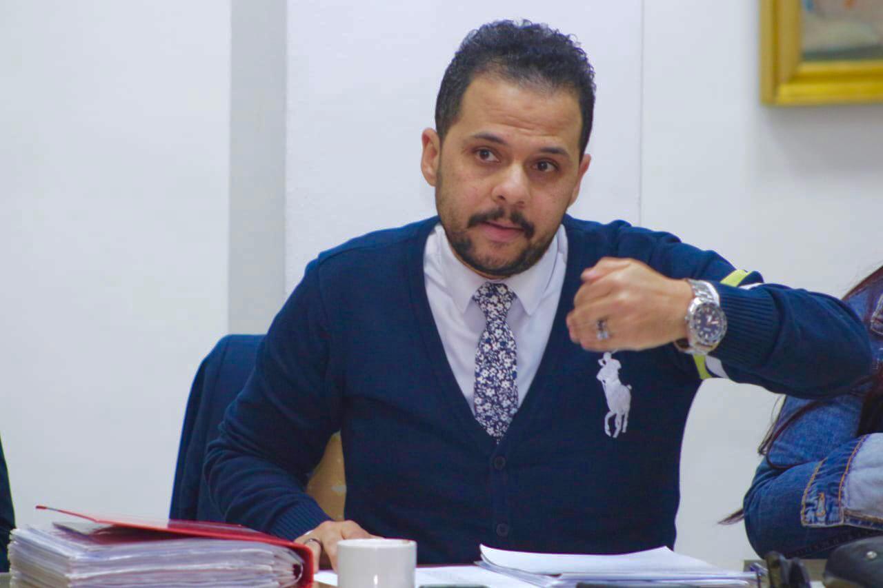 رئيس مهرجان شرم الشيخ الدولي للمسرح الشبابي