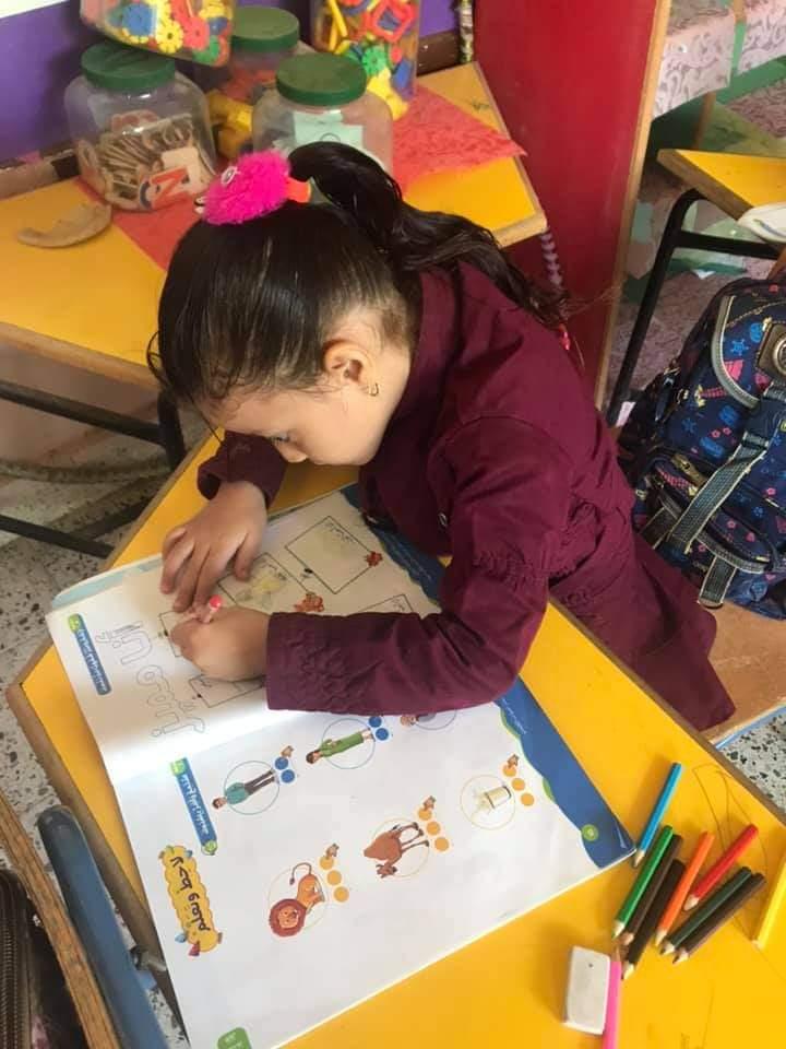مدير إدارة يوسف الصديق التعليمية بالفيوم يتفقد المدارس (8)