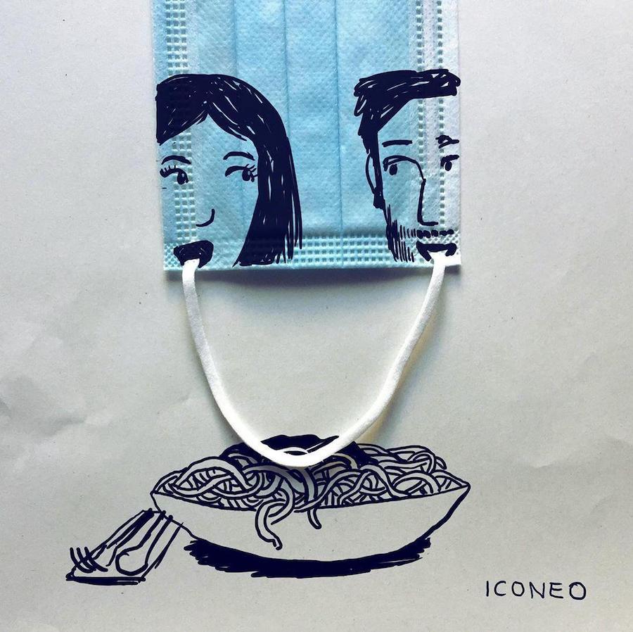 German-Artist-Creates-COVID-19-Themed-Art-5