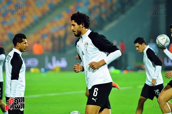 تدريبات المنتخب المصرى (28)
