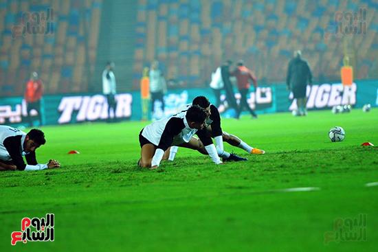 تدريبات المنتخب المصرى (2)