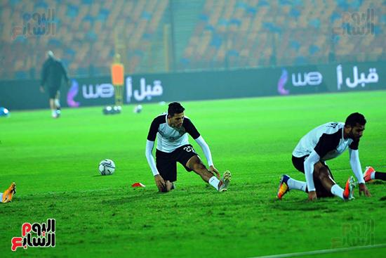 تدريبات المنتخب المصرى (1)