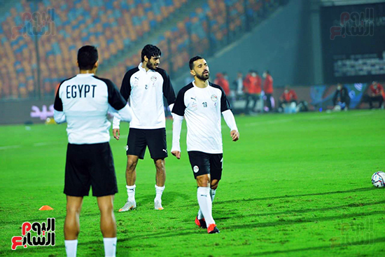 تدريبات المنتخب المصرى (16)