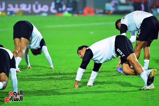 تدريبات المنتخب المصرى (24)
