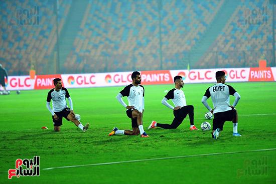 تدريبات المنتخب المصرى (3)