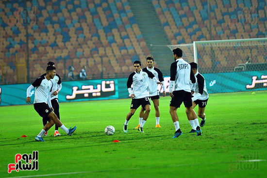 تدريبات المنتخب المصرى (13)