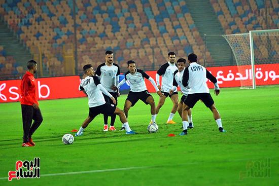تدريبات المنتخب المصرى (9)