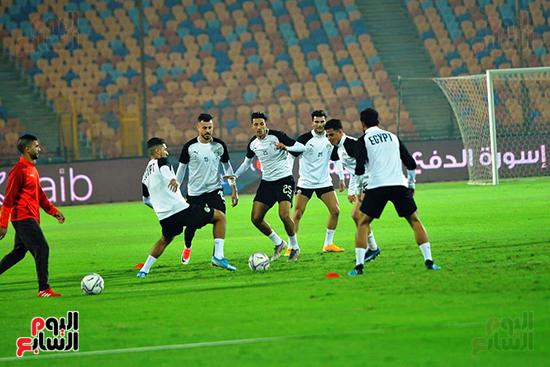 تدريبات المنتخب المصرى (12)