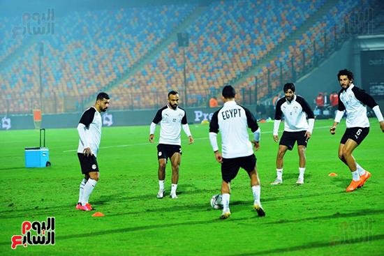 تدريبات المنتخب المصرى (19)