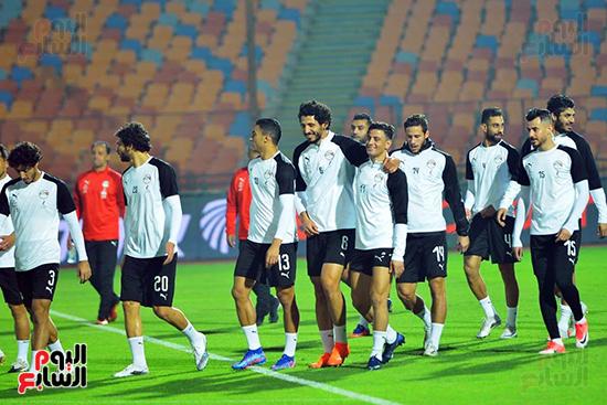تدريبات المنتخب المصرى (4)