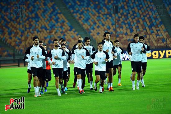 تدريبات المنتخب المصرى (41)