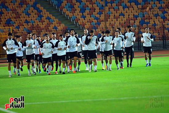تدريبات المنتخب المصرى (50)