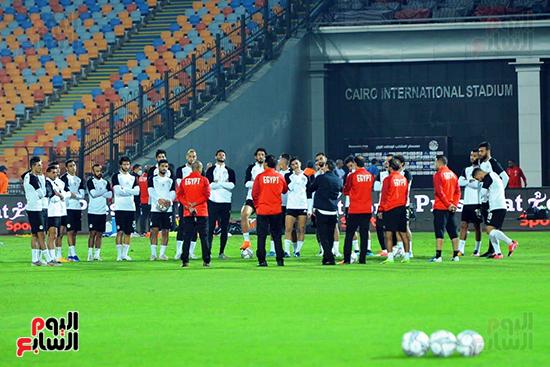 تدريبات المنتخب المصرى (48)