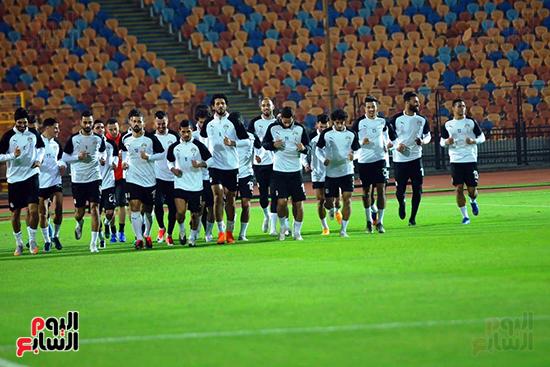 تدريبات المنتخب المصرى (49)