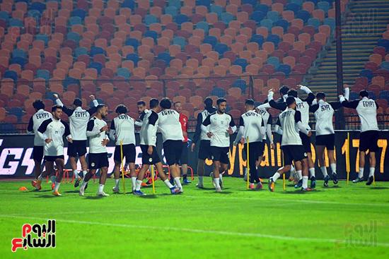 تدريبات المنتخب المصرى (15)