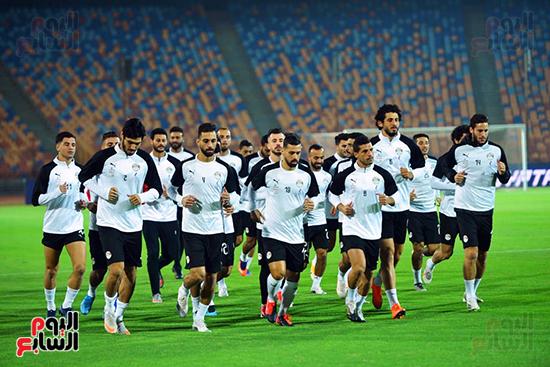 تدريبات المنتخب المصرى (33)